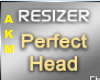 aKm Perfect Head Resizer