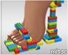$ Most painful heels DRV