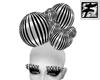~F~ StripedBall Hair M/F