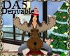 (A) Bouncer Reindeer