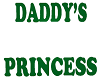 V6 Daddys Princess Sign