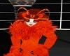 Furry Hood Orange MF V1