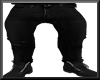 Male Hot Jeans BLACK