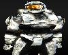 Spartan Helm White