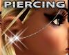 Eye Chain Piercing