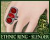 SL- Ethnic Ring Red V1