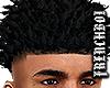 Custom Afro Taper Curls
