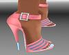 FG~ Yura Pink Heels