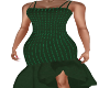Emerald Fishtail   Gown