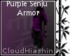 Purple Senju Armor