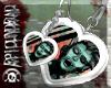 I e Zombies Earrings