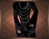 Black Caste Robe