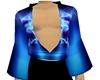 Blue Chidori Shirt
