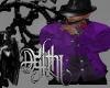 panos jacket purple/dark