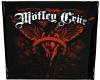 80s Motley Crue Poster