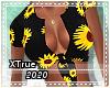 Sunflower Tie Top