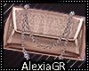 [A] Silk Nude Bag