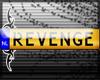 ; Revenge- License Plate