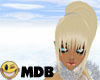 ~MDB~ BLOND MATTY HAIR