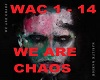 Manson - WE ARE CHAOS
