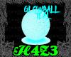 *H4*GlowBallTeal