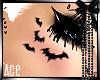 [AW]Lil Bat Face TattooR
