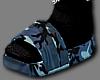 blue goth camo