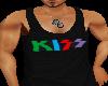 kiss tank top