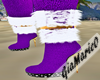 g;purp HNY boots