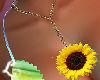 xo*Sassy Sunflower NKL
