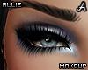 !A Allie Makeup - Blue