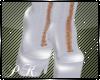 Pk-Slim White Boots