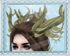 [E]Forest Queen Antlers