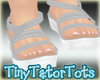 Summer Sandals Grey