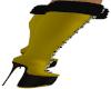 Bee Costume Boots MMC