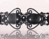 Gothic Wedding Bracelet