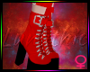 ! A Cute Boots Red