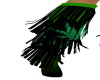 weed fringe boots