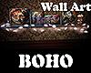 [M] BOHO Wall Art