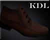 Tycoon Brown Dress Shoe