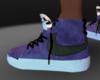 nikes blazer purple boys