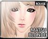 |2' Blonde Matsu