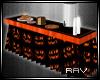 R: Halloween Snack Table