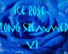 ice rose long stemmed v1