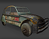 Wastelands Scout Car