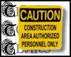 TTT Sign Caution