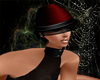 ~D~ Mafia Hat Red