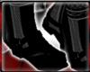 [A] Carbon Boots-M-Black