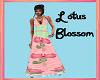 Lotus Blossom Kimono