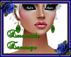 Emeraude Earrings